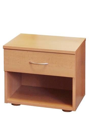 Nočný stolík 140 buk