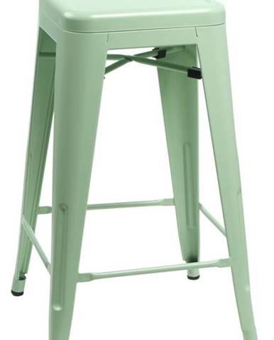 ArtKwa Barová stolička Paris inšpirovaná Tolix 30