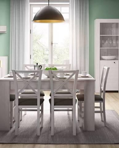 Piaski Rozkladací jedálenský stôl Rene L140