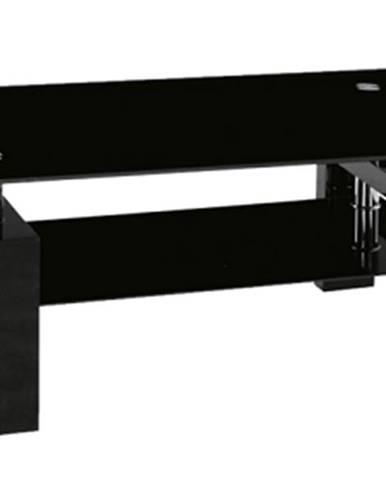Signal Konferenčný stolík LISA II / čierna