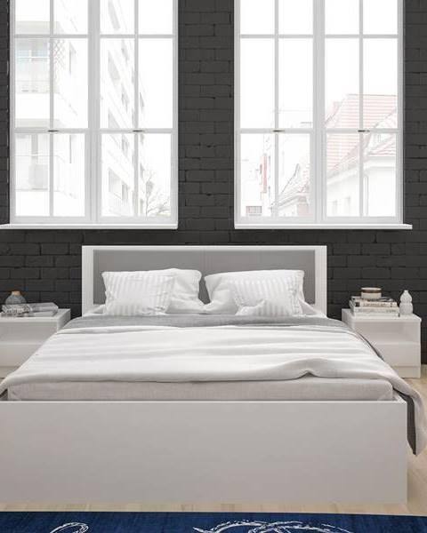 ArtExt ArtExt Manželská posteľ Boston BOS Z11