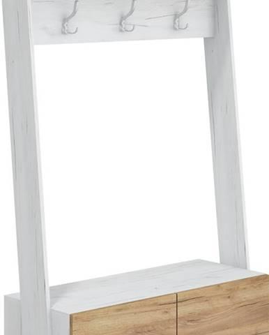 WIP Vešiaková stena Rack 10