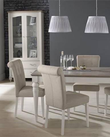 Livin Hill Jedálenská stolička Montreux soft grey 2271-TRUM-K
