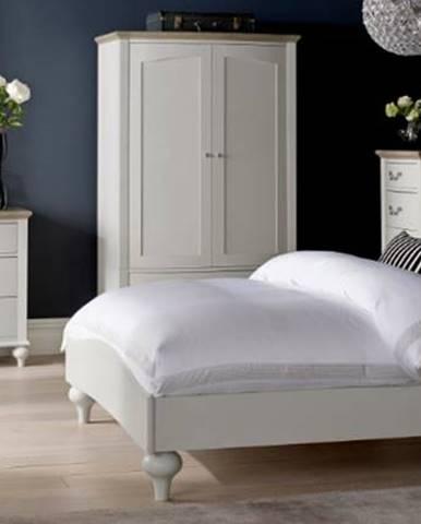 Livin Hill Manželská posteľ Montreux soft grey 6290-54-5