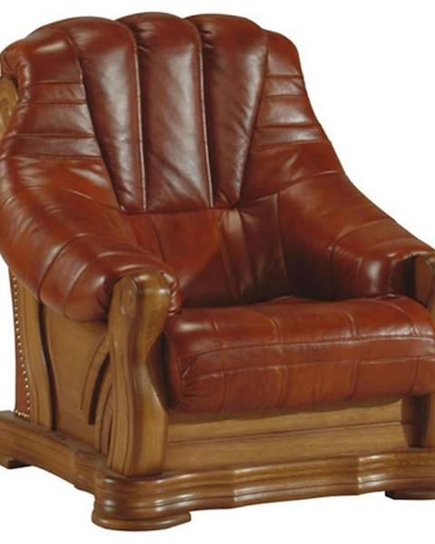 Pyka Pyka Kožená sedacia súprava FRYDERYK II