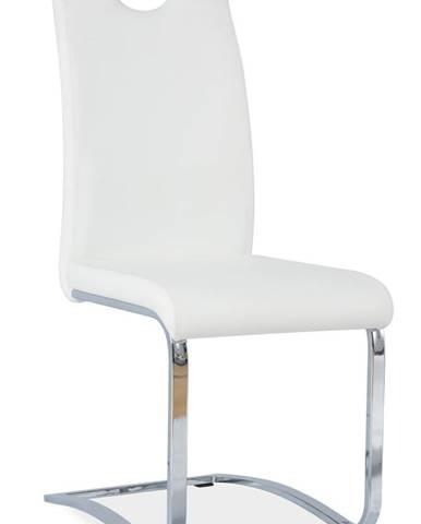 Signal Jedálenská stolička H-790 biela