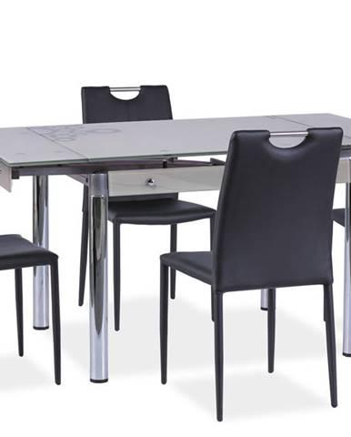 Signal Jedálenský stôl GD-092 / biely