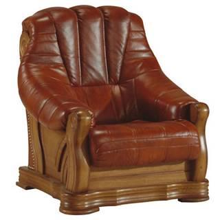 Pyka Kožená sedacia súprava FRYDERYK II