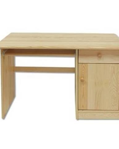 Písací stôl - masív BR109 | borovica