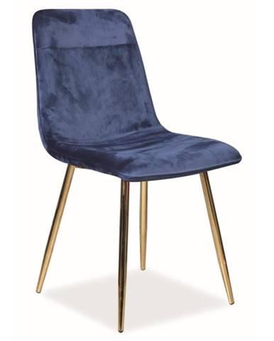 Signal Jedálenská stolička Eros Velvet