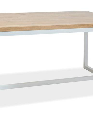 Signal Jedálenský stôl LORAS A | dubová dýha stoly
