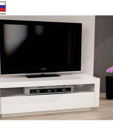 Tempo Kondela TV stolík AGNES biela