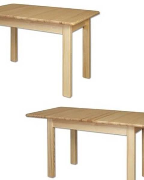 Drewmax Stôl - masív ST101 | 155cm borovica