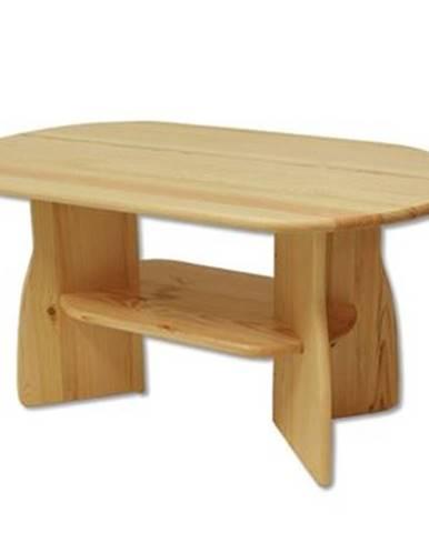Drewmax Konferenčný stolík - masív ST112   borovica