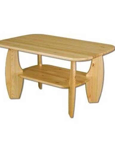 Drewmax Konferenčný stolík - masív ST113   borovica