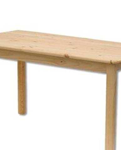 Drewmax Stôl - masív ST104   150cm borovica