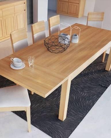 Drewmax Jedálenský stôl - masív ST302 / S45cm - hrúbka 2