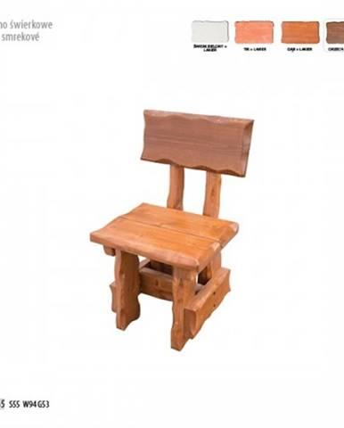 Drewmax Záhradná stolička MO265 farebné prevedenie
