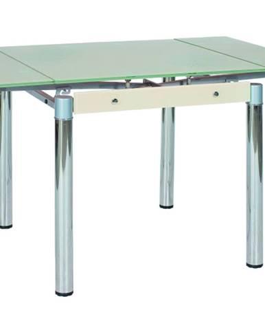 Signal Jedálenský stôl GD-082 krémový