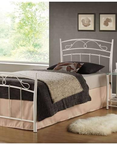 Signal Jednolôžková posteľ SIENA 90 biela