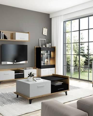 WIP TV stolík 1D1S BOX-08