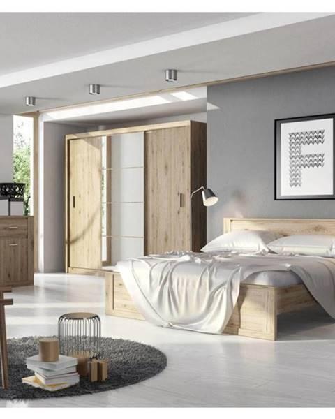 Dig-net nábytok Dig-net nábytok Manželská posteľ Idea ID-08 / 180 x 200 cm