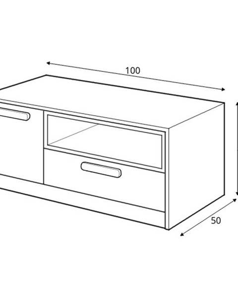 Dig-net nábytok Dig-net nábytok TV stolík Pok PO-11