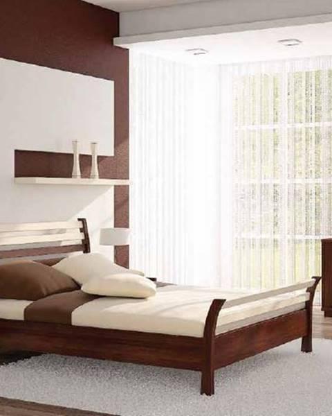 ArtBed Manželská posteľ Modena / 160/200