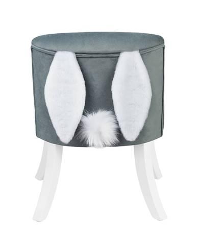 ArtSB Kreslo Bunny s ušami