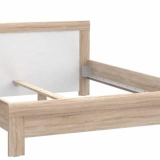 Forte Manželská posteľ Julietta JLTL162