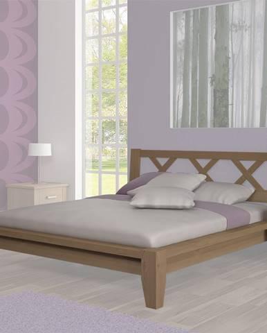 ArtBed Manželská posteľ Paris 140 x 200 cm