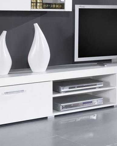 Artcam TV stolík Samba biely