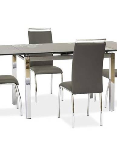 Signal Jedálenský stôl GD-017 sivý