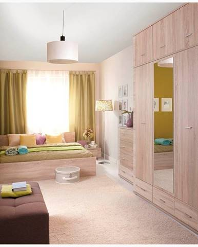 Tempo Kondela Manželská posteľ GRAND 20 / 160x200