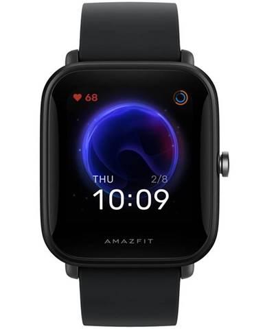 Inteligentné hodinky Amazfit Bip U čierny