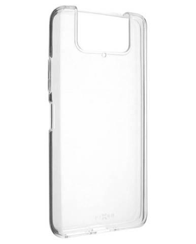 Kryt na mobil Fixed na Asus Zenfone 7 Pro priehľadný
