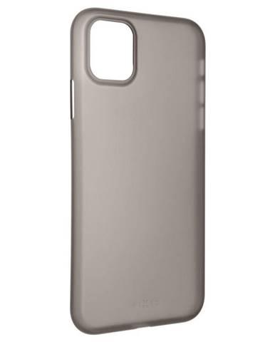 Kryt na mobil Fixed Peel na Apple iPhone 11 - kouřový