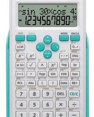 Kalkulačka Canon F-715SG biela/modrá