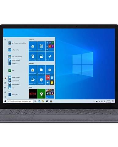 "Notebook Microsoft Surface Laptop 3 13,5"" strieborný"
