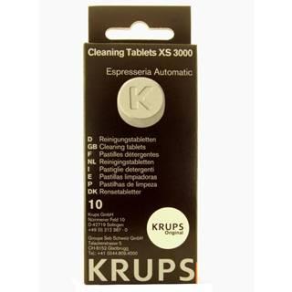 Čistiace tablety pre espressá Krups XS300010
