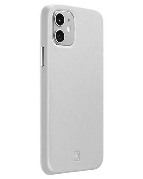 CellularLine Kryt na mobil CellularLine Elite na Apple iPhone 12 mini biely