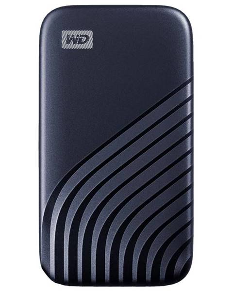 Western Digital SSD externý Western Digital My Passport SSD 2TB modrý
