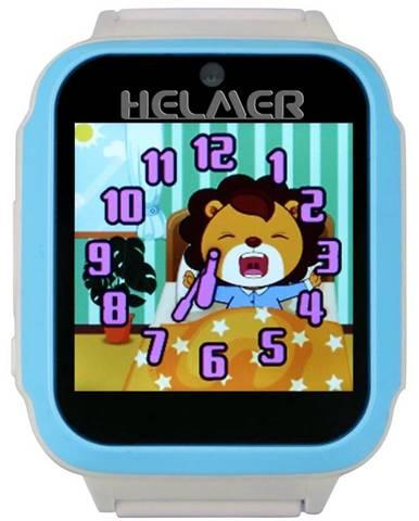 Inteligentné hodinky Helmer KW 801 dětské modré