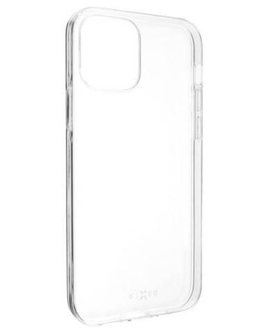 Kryt na mobil Fixed na Apple iPhone 12/12 Pro priehľadný