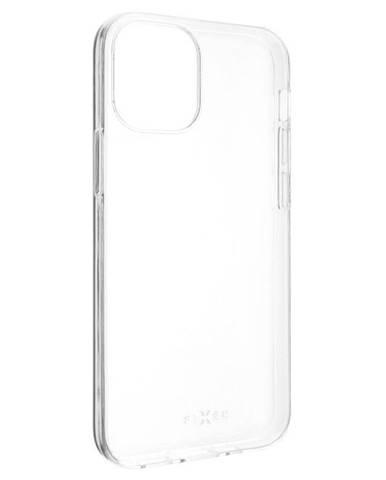 Kryt na mobil Fixed na Apple iPhone 12 mini priehľadný