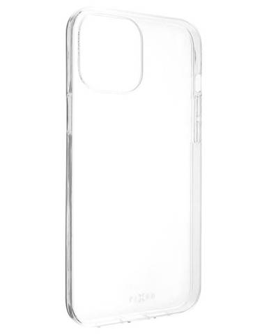 Kryt na mobil Fixed na Apple iPhone 12 Pro Max priehľadný