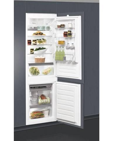 Kombinácia chladničky s mrazničkou Whirlpool ART 66112 biele