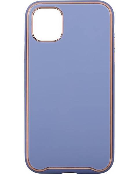 WG Kryt na mobil WG GlassCase na Apple iPhone 11 fialový