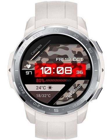 Inteligentné hodinky Honor Watch GS Pro sivé/biele