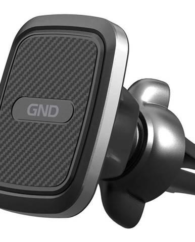 Držiak na mobil GND magnetický čierny/strieborný